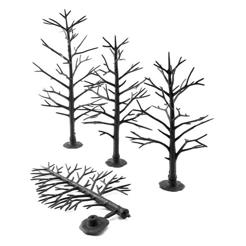 "Woodland Scenics 5"" to 7"" Armatures (Deciduous)"
