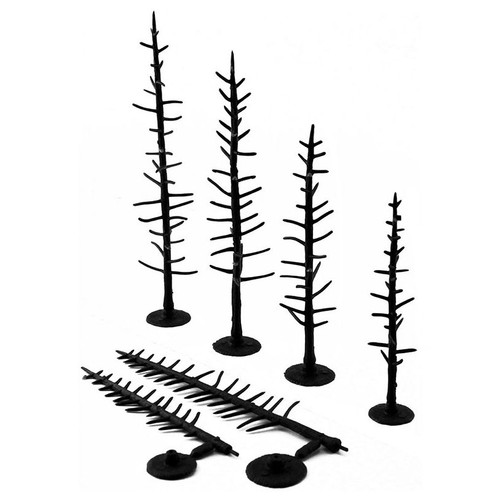 "Woodland Scenics 4"" to 6"" Armatures (Pine)"