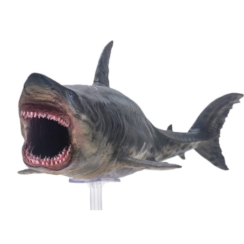 PNSO Patton the Megalodon Vinyl Series on stand