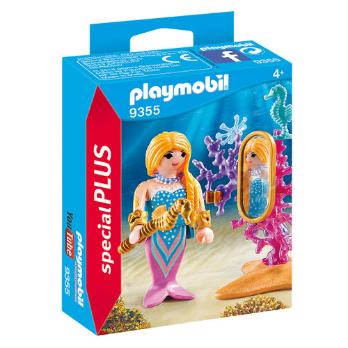Playmobil Mermaid packaging