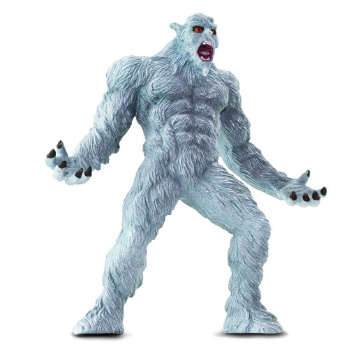 Safari Ltd Yeti figurine