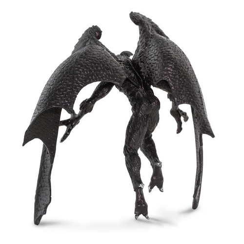 Safari Ltd Mothman figurine back