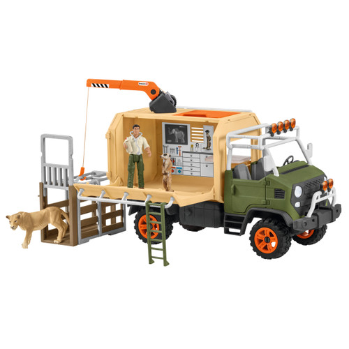 Schleich Big Animal Rescue Truck
