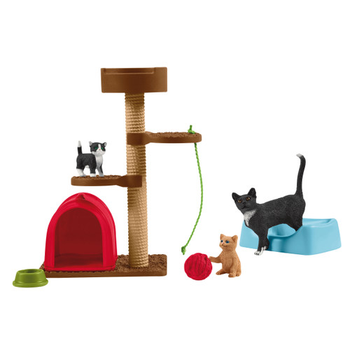 Schleich Fun For Cute Cats