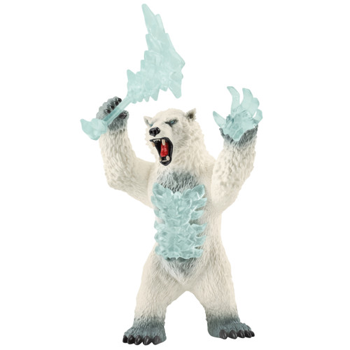 Schleich Blizzard Bear With Weapon