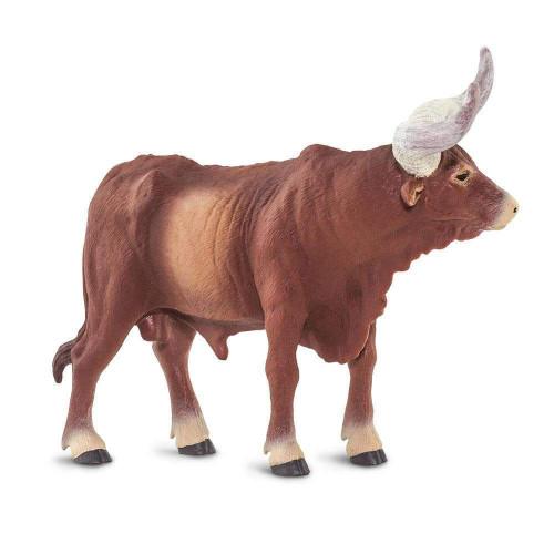 Safari Ltd Watusi Bull angle
