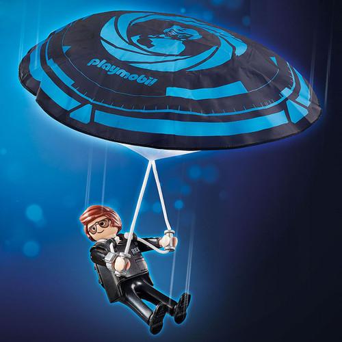 Playmobil: The Movie Rex Dasher with Parachute lifestyle