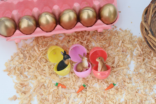 DIY Easter Craft and Egg Hunt | MiniZoo Blog