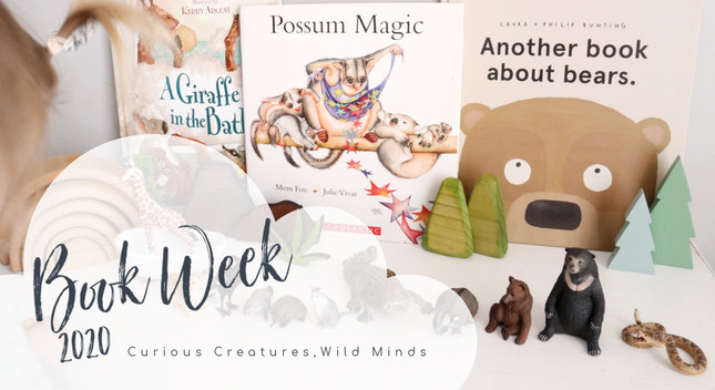 Curious Creatures, Wild Minds Bookish Play | MiniZoo Blog