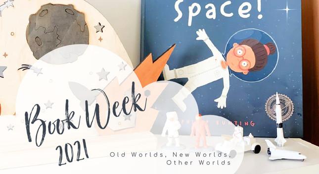 Book Week 2021 Bookish Play | MiniZoo Blog