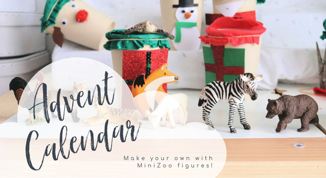 DIY Advent Calendar | MiniZoo Blog