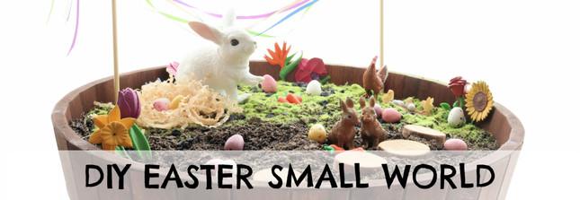 DIY Create Your Own World: Easter | MiniZoo Blog