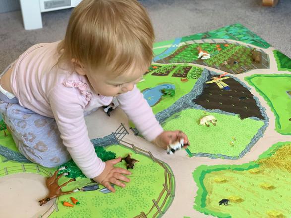 Le Toy Van Playmat | MiniZoo Blog