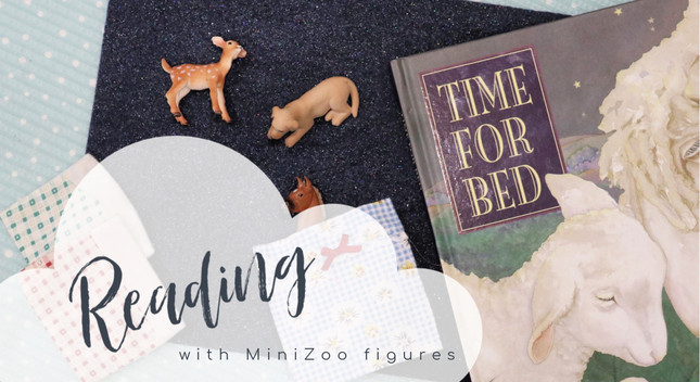 Reading and Bookish Play | MiniZoo Blog