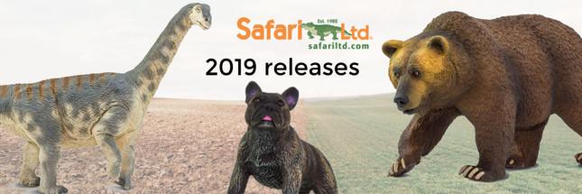 Safari Ltd 2019 Releases | MiniZoo Blog