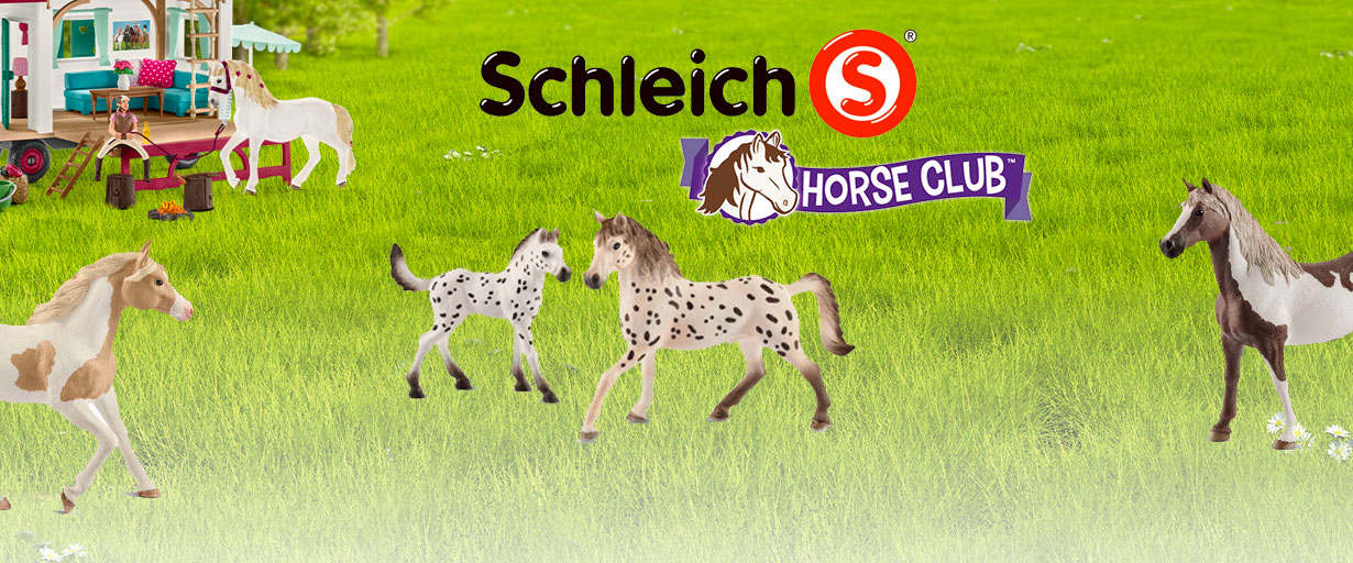 New Schleich Horses Available