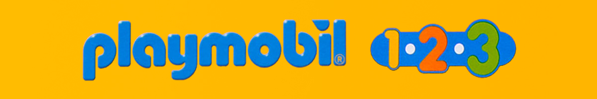 Playmobil 1 2 3 banner - Click here to go back to Playmobil