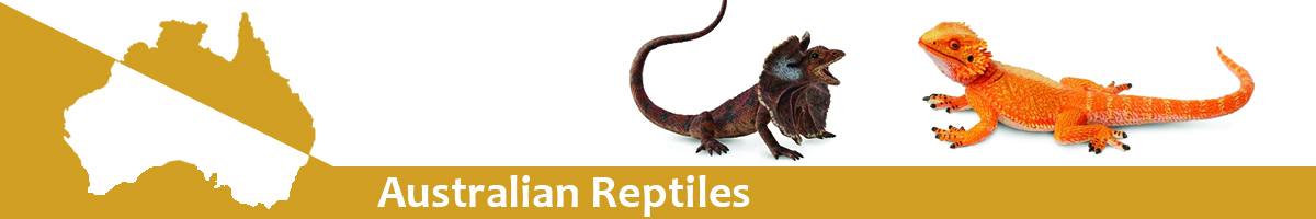 Australian Reptiles banner