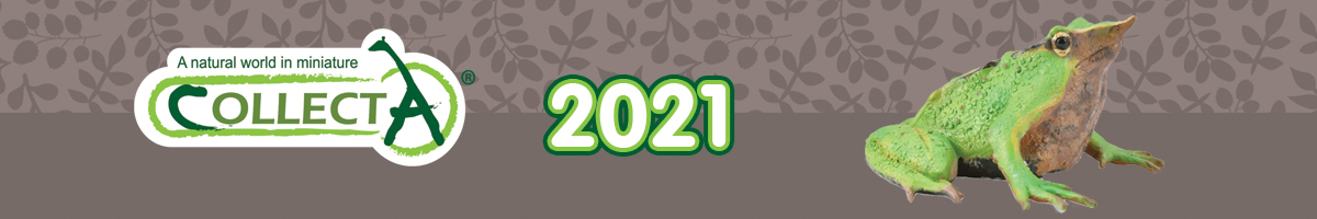 Collecta 2021 Header - Click here to go back to Collecta