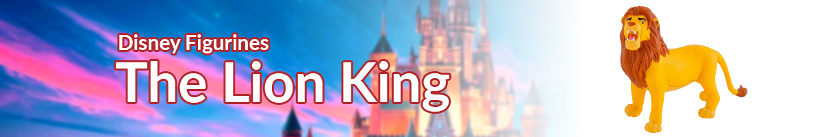 Disney Figurines The Lion King banner - Click here to go back to Disney Figurines