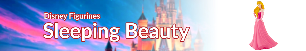 Disney Figurines Sleeping Beauty banner - Click here to go back to Disney Figurines