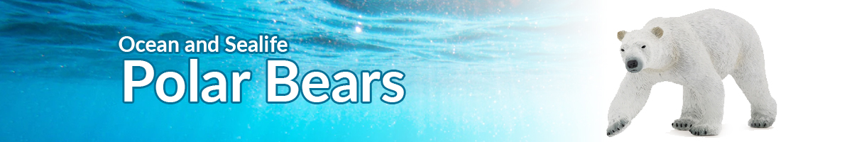 Ocean and Sealife polar bears banner - Click here to go back to Ocean and Sealife