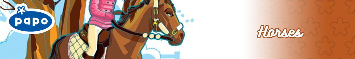Papo Horses banner