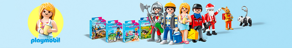 Playmobil Special Items banner - Click here to go back to Playmobil