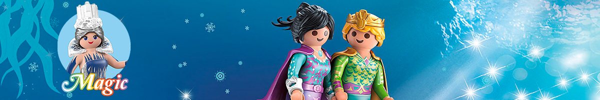Playmobil Magic banner - Click here to go back to Playmobil