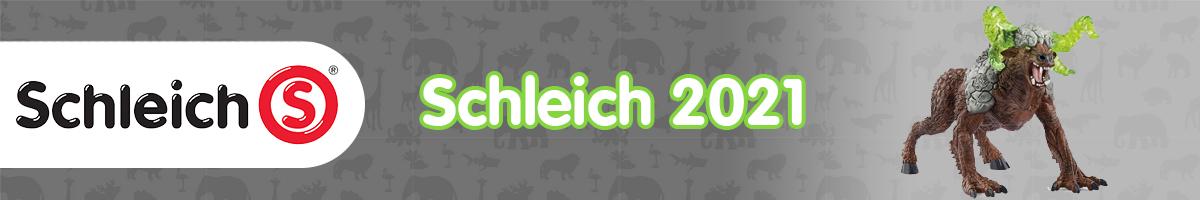 Schleich 2021 Banner - Cick here to go back to Schleich