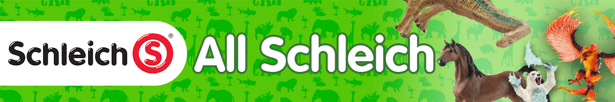 All Schleich banner - Click here to go back to Schleich