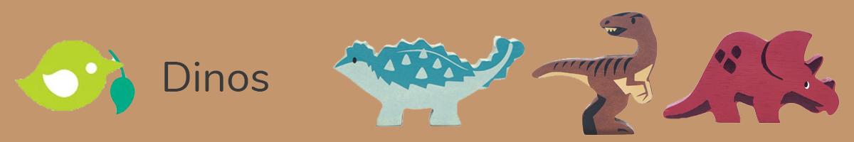 Tender Leaf Toys Dinos banner - Click here to go back to Tender Leaf Toys