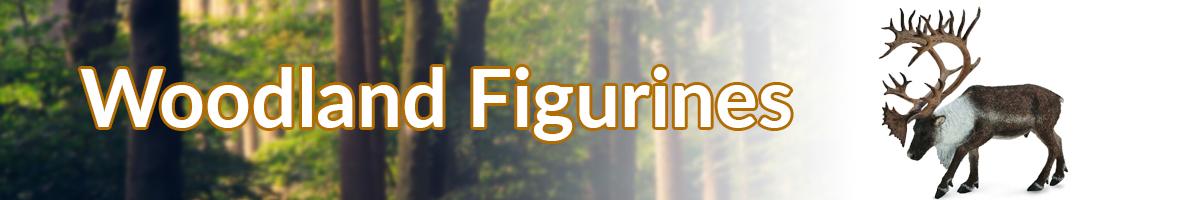 Woodland Figurines main banner