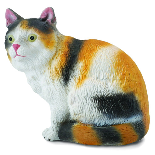 Collecta 3-Color House Cat Stretching
