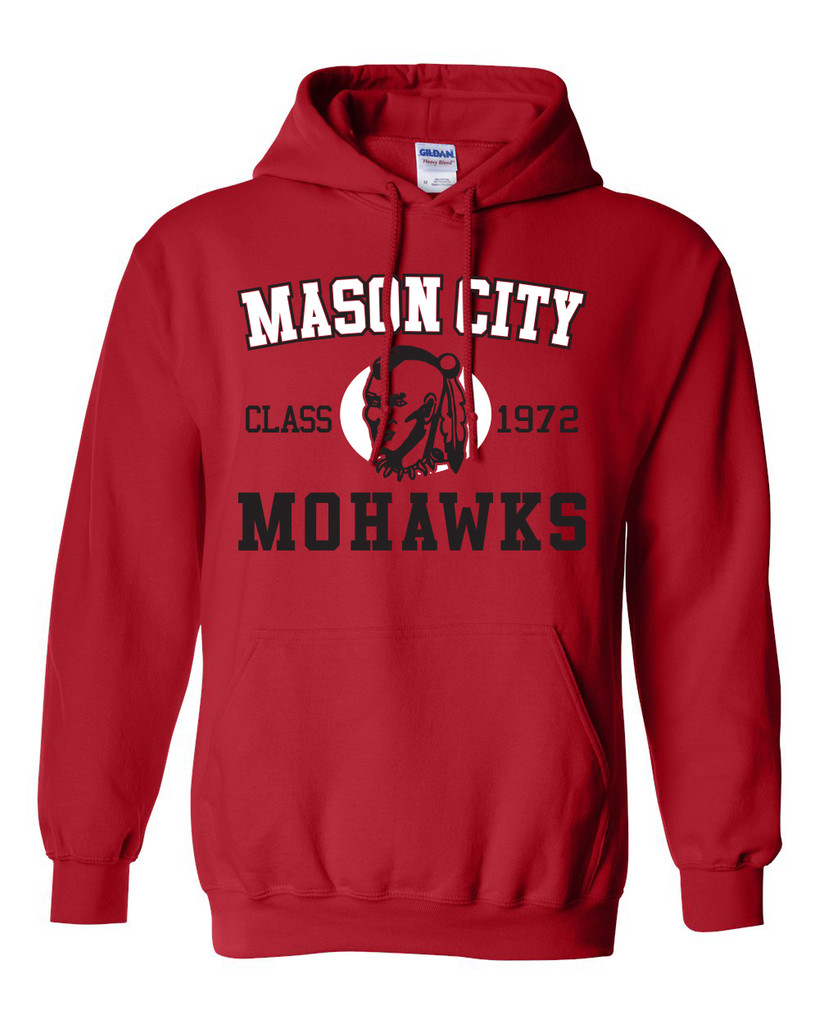 Mohawk Class Gildan Hooded Sweatshirt