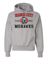 Mohawk Class Champion Hooded Sweatshirt
