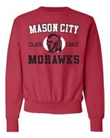 Mohawk Class Champion Crew Sweatshirt