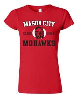 Mohawk Class Ladies Shirt