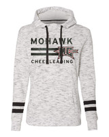 MCHS Cheer Glitter Hooded Pullover