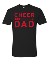 MCHS Cheer Dad Shirt
