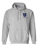 CLC Hooded Sweatshirt (Sports Grey or Navy)