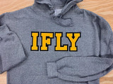 IFLY Hoodie Tackle Twill Logo
