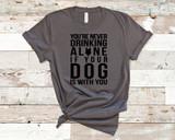Dog Drinking Shirt