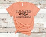 Mamacita Needs a Margarita Tee