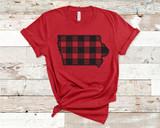 Mohawk Plaid State Shirt