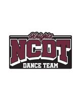 Newman Catholic Dance Team Car Decal