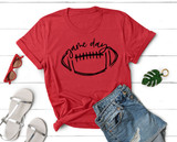 Football Game Day Tee