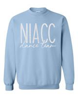 NIACC Dance Team Crew Sweatshirt