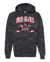 MCH Adult Camo Hooded Sweatshirt