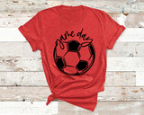 Soccer Game Day Tee